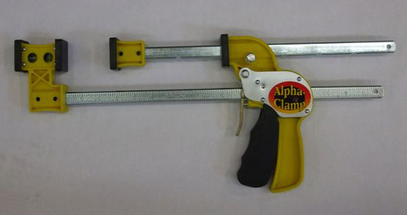 Alpha Clamp: The Big Dog of Clamps