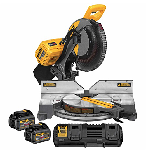DeWALT Unveils First Backwards Compatible FLEXVOLT
