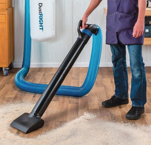 New Rockler Dust Right® Innovations — and Updates to a Bestseller