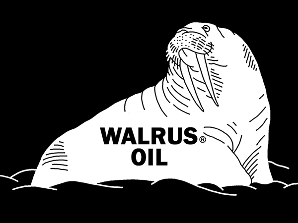 Walrus® Oil: Better Finishes for Food Prep