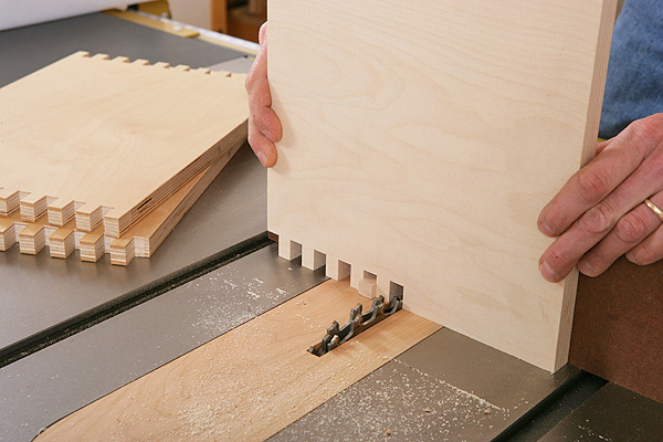 Faster Box Joints Tip