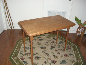 Civil War Folding Table