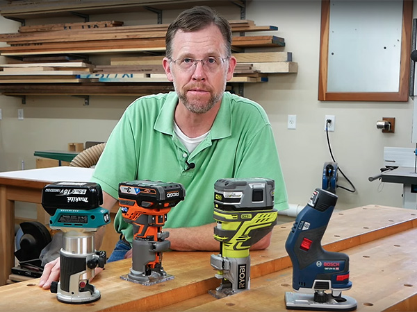 VIDEO: Cordless Compact Router Overview