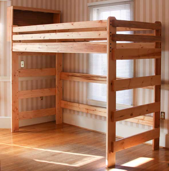 Are the plans for this bed available? I like the versatility and would ...