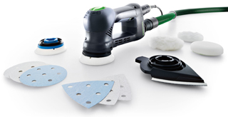 Festool Narrows Focus to Deliver New Products in '11