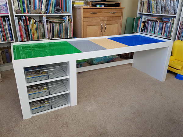 LEGO® Play Table