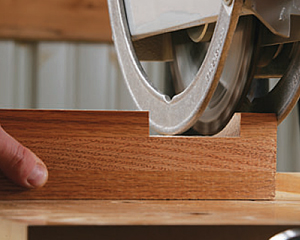 Radial Arm Saw Safe for Dadoing?