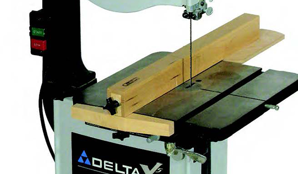 Shop-Made Band Saw Fence