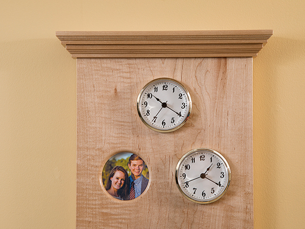 PROJECT: Thinking-of-You Clock