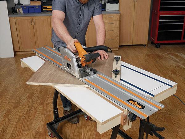 Project: Track Saw Jig