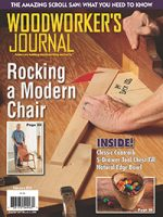 Subscribe to Woodworker's Journal