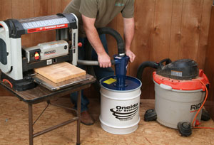 Grounding a Dust Collector?