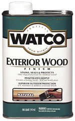 Penetrating Finish or Varnish for Exterior Door?