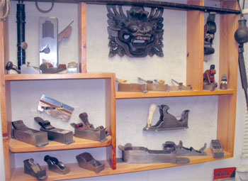 John Sindelar Shows Off – Even More of – His Tool Collection
