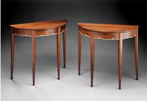 Gerald Curry: Furniture Old And New (Plus Repairs, Too)