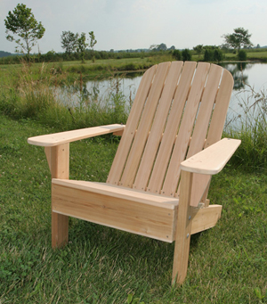how should i paint my adirondack chairs