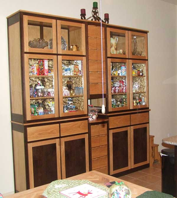 Woodworking Plans Kitchen Pantry: Country Style Pantry - Woodworking
