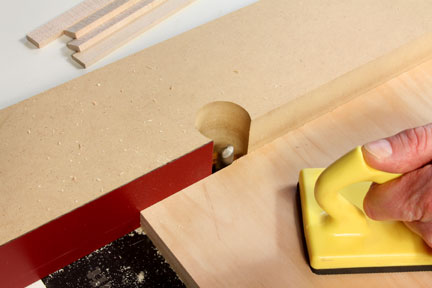Rout Flat Plywood Edges Using Your Router Table