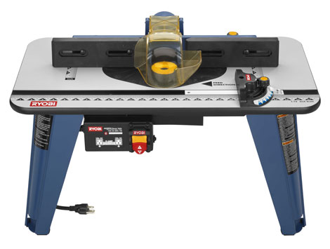 Ryobi introducing a collapsible table saw and a pair of router tm172 a25rt012final greentooth