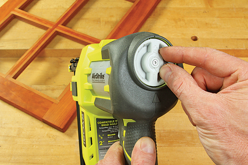 Air-Pressure Tools for Woodworking