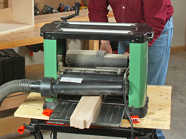 Selecting a Power Planer
