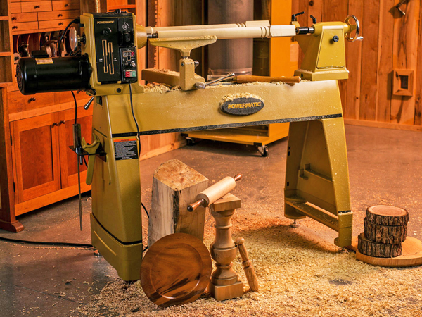 Image result for powermatic wood lathe