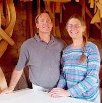 Larry and Nancy Buechley: Partners Who Dovetail