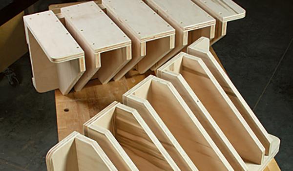 Clamp Rack Woodworking Plans Woodworking Plan Workshop