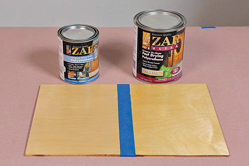 Waterbased Vs Oil Based Stains Woodworking Blog Videos