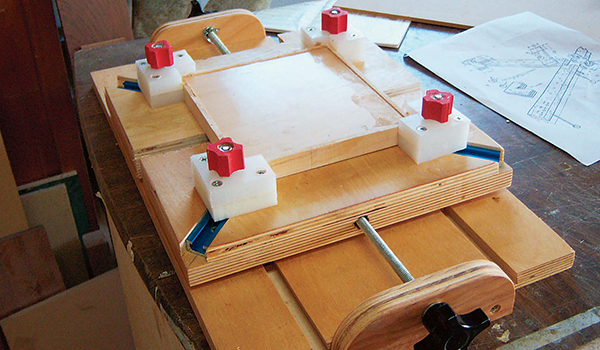 Frame Clamping Jig Plan | How To Make | Making Picture Frames