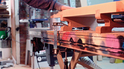 Amazing Project Mini Tabletop Workbench Woodworking Blog Onthecornerstone Fun Painted Chair Ideas Images Onthecornerstoneorg