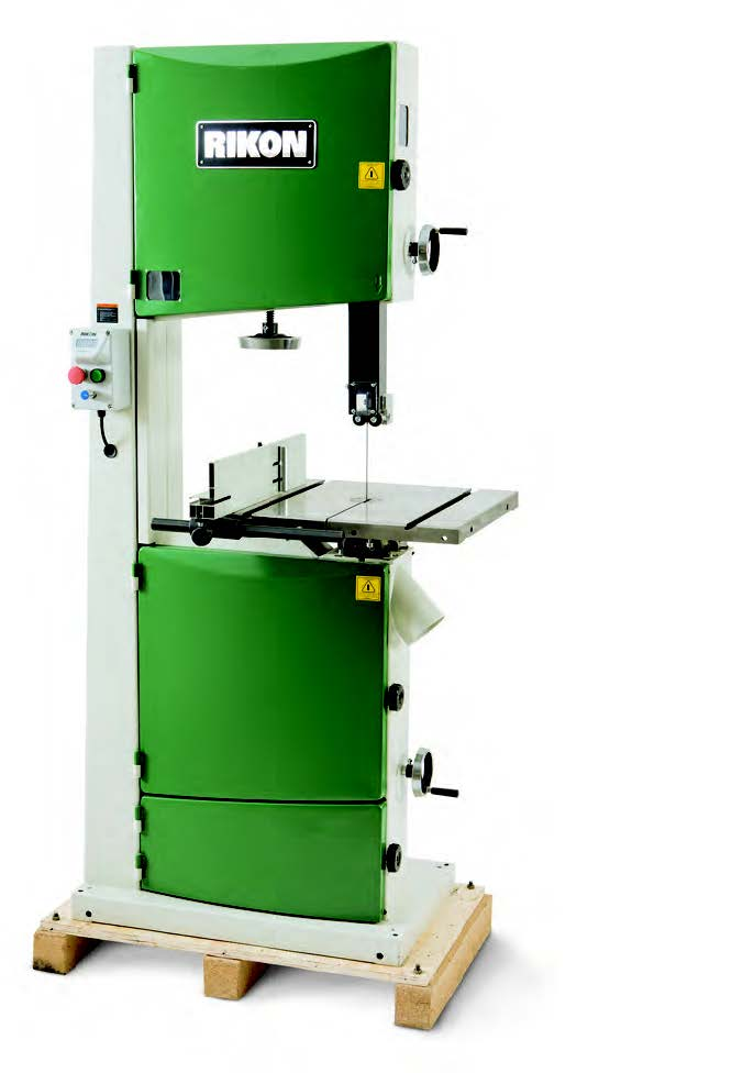 18-in. Band Saw Review | Woodworking Tool Reviews
