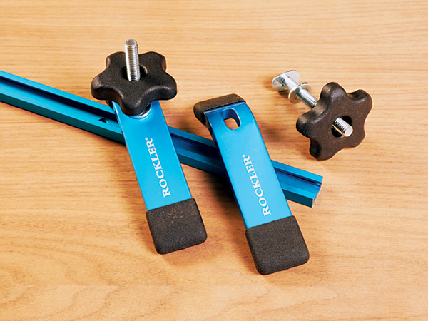 Benchtop T Track Planing Clamp Woodworking Blog Videos Plans How To