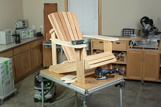 It's just an image of Printable Adirondack Chair Plans regarding furniture