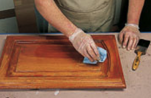 Glazing: An Easy Way to Add Color to Wood