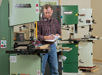 18 In Band Saw Review Woodworking Tool Reviews