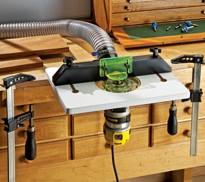 Can You Use A Compact Router In A Router Table